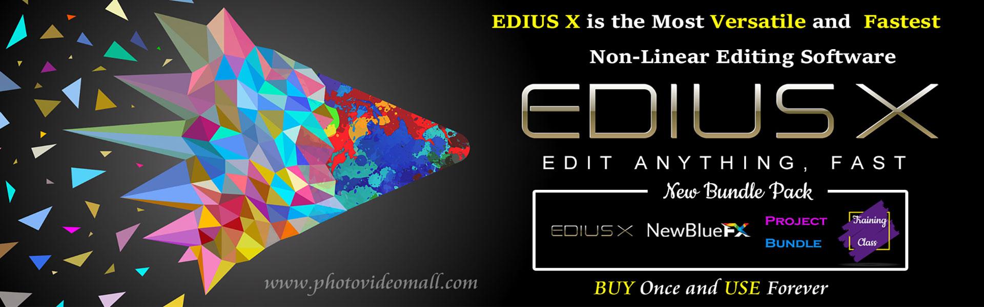 EDIUS-X1