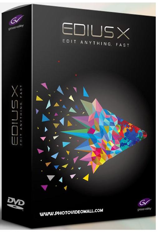 Edius x Box 1